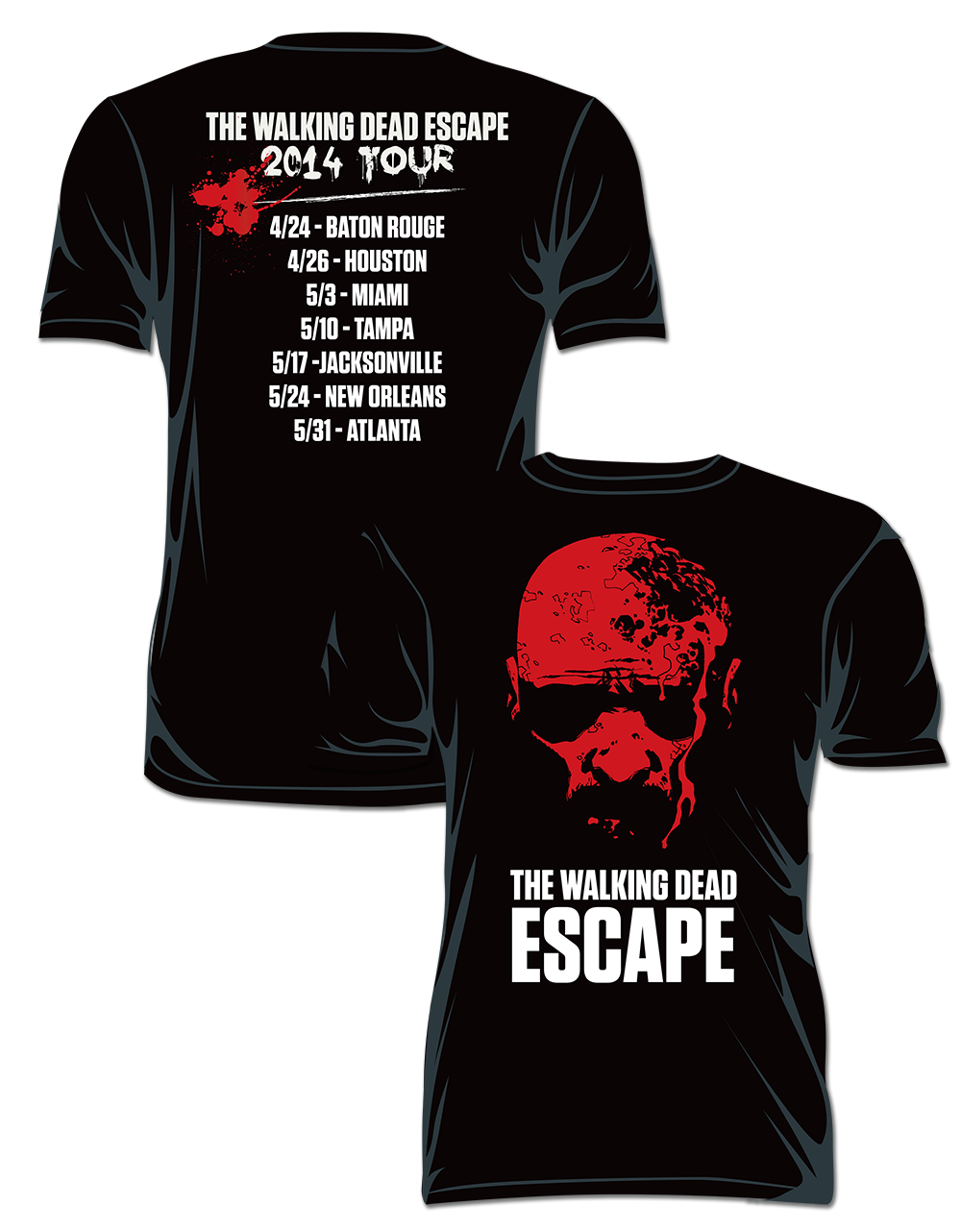 Route-Shirt-Escape