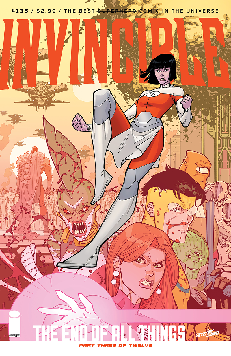 invincible_135cover