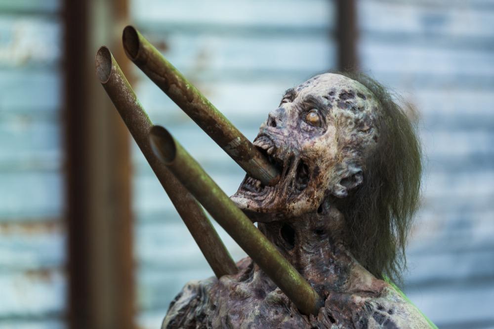 Walker- The Walking Dead _ Season 7, Episode 16 - Photo Credit: Gene Page/AMC