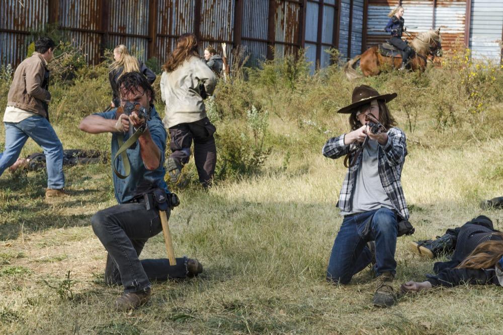 Season 7 marks the beginning of what major comic storyline?