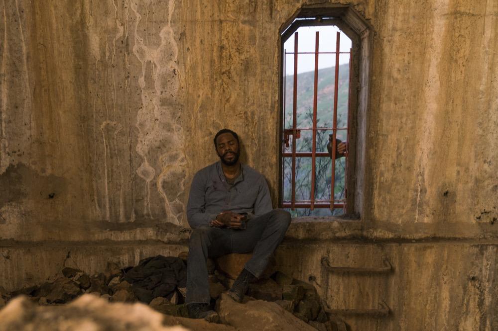 Colman Domingo as Victor Strand- Fear the Walking Dead _ Season 3, Episode 3 - Photo Credit: Michael Desmond/AMC