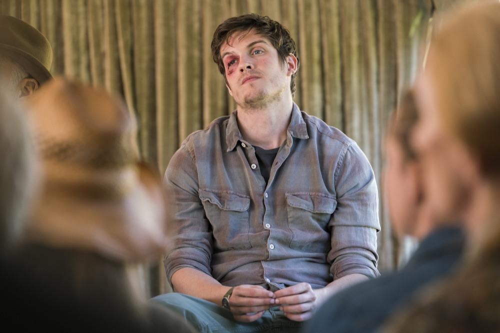 Daniel Sharman as Troy Otto- Fear the Walking Dead _ Season 3, Episode 3 - Photo Credit: Michael Desmond/AMC