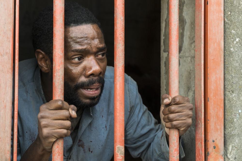 Colman Domingo as Victor Strand- Fear the Walking Dead _ Season 3, Episode 3 - Photo Credit: Richard Foreman Jr/AMC