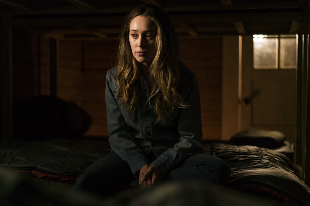Alycia Debnam-Carey as Alicia Clark - Fear the Walking Dead _ Season 3, Episode 6 - Photo Credit: Richard Foreman, Jr/AMC