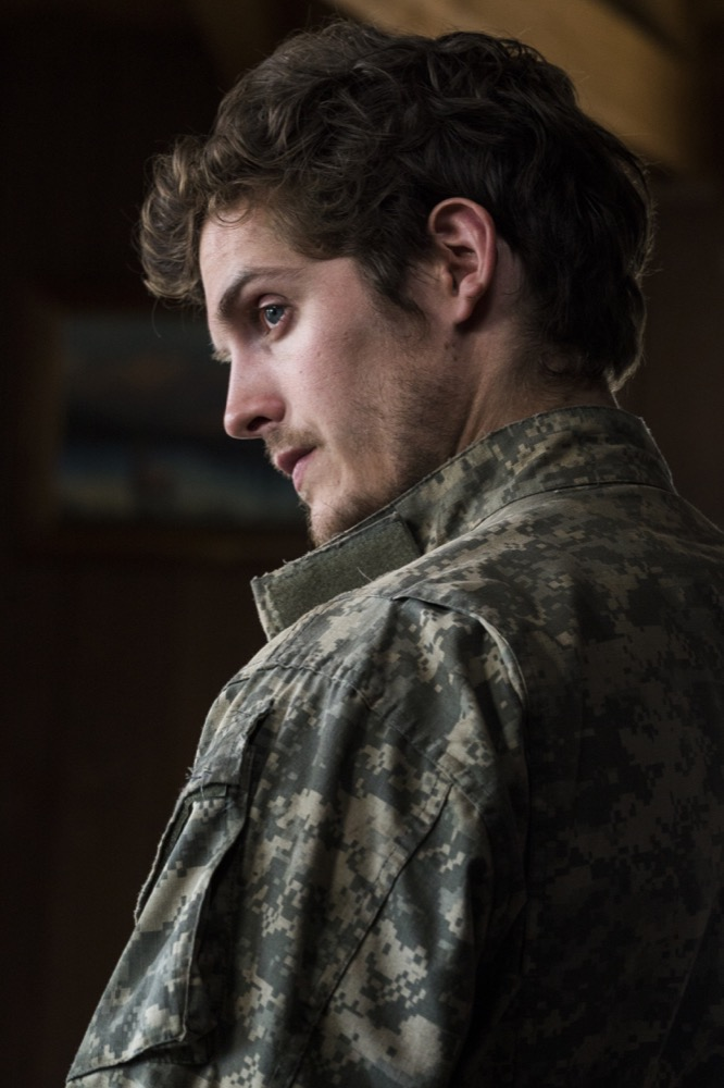 Daniel Sharman as Troy Otto - Fear the Walking Dead _ Season 3, Episode 7 - Photo Credit: Richard Foreman, Jr/AMC