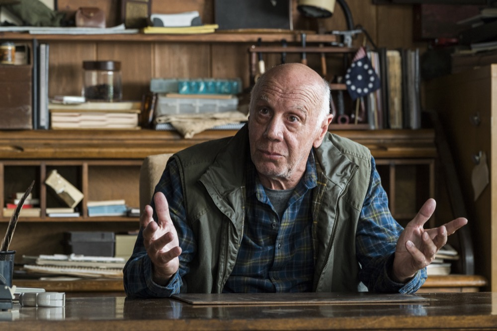 Dayton Callie as Jeremiah Otto - Fear the Walking Dead _ Season 3, Episode 7 - Photo Credit: Richard Foreman, Jr/AMC