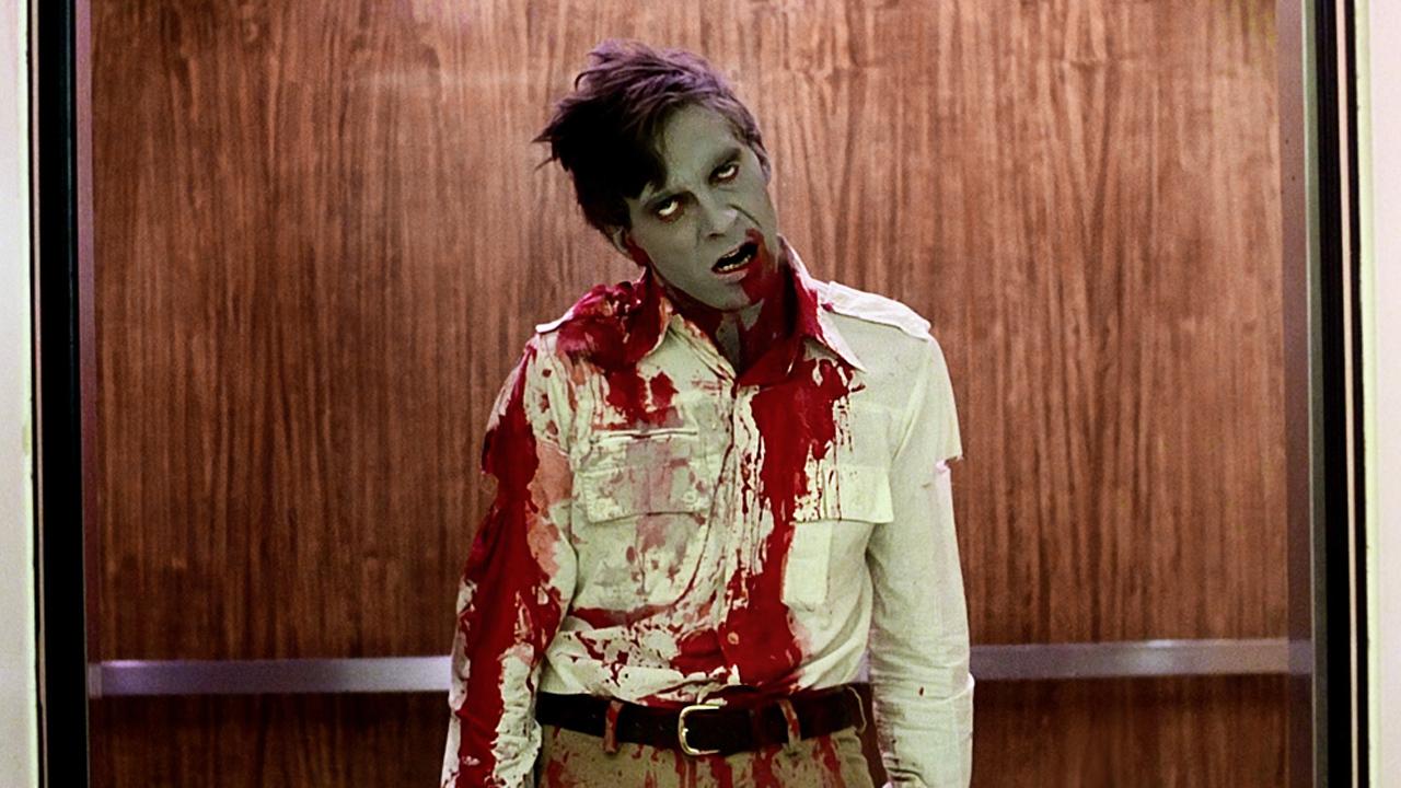 Choose a zombie movie.