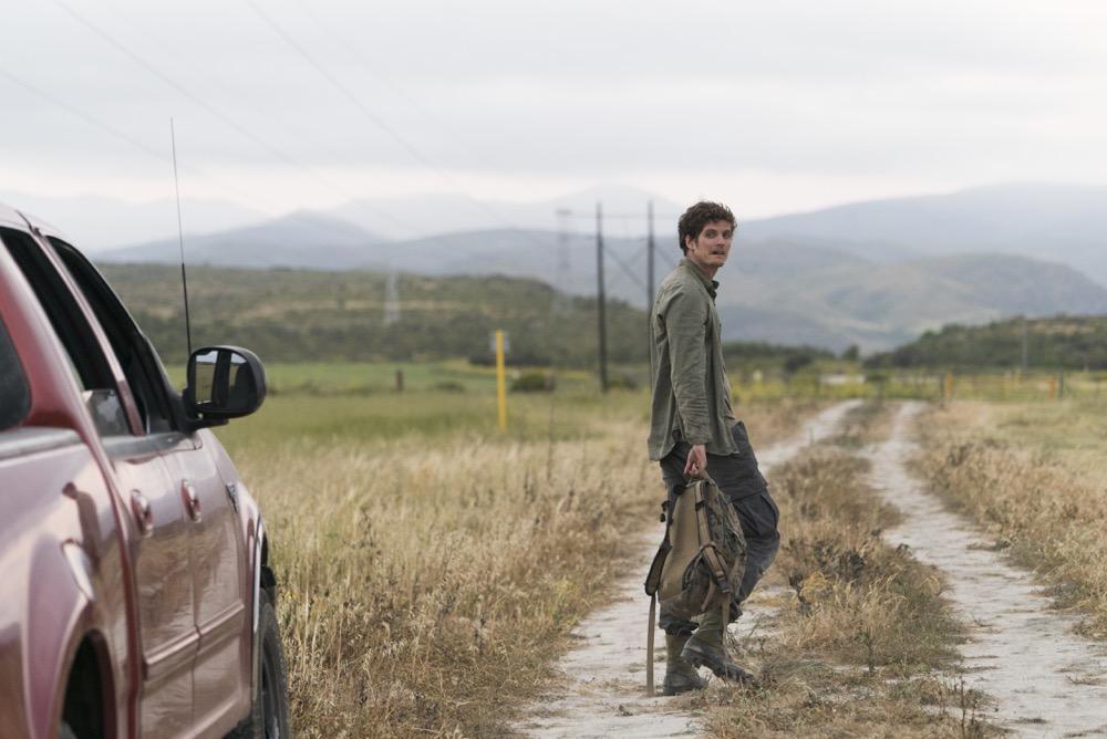 Daniel Sharman as Troy Otto- Fear the Walking Dead _ Season 3, Episode 9 - Photo Credit: Richard Foreman, Jr/AMC