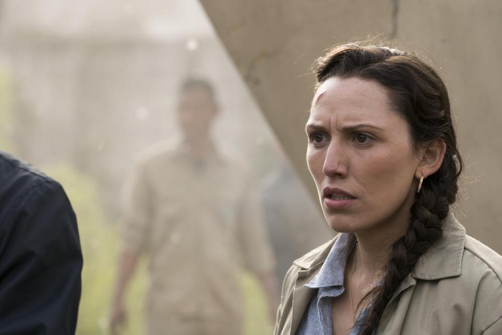 Lisandra Tena as Lola Guerrero- Fear the Walking Dead _ Season 3, Episode 11 - Photo Credit: Richard Foreman, Jr/AMC