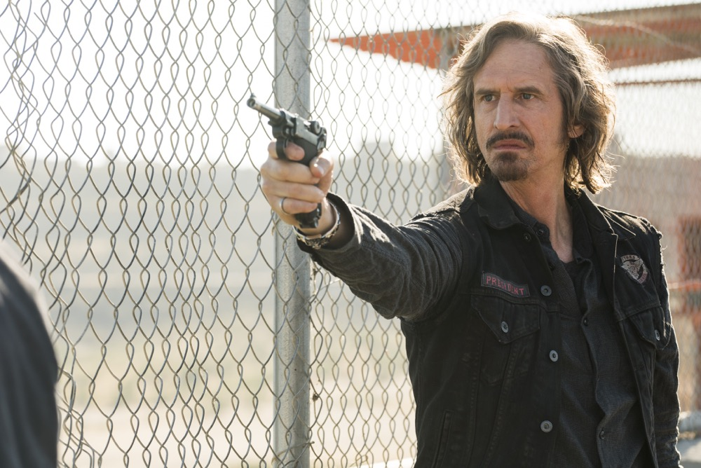 Ray McKinnon as Proctor John- Fear the Walking Dead _ Season 3, Episode 16 - Photo Credit: Richard Foreman, Jr/AMC