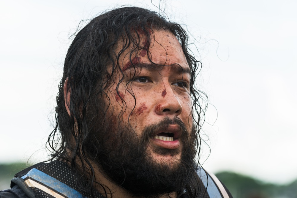 Cooper Andrews as Jerry - The Walking Dead _ Season 8, Episode 4 - Photo Credit: Gene Page/AMC