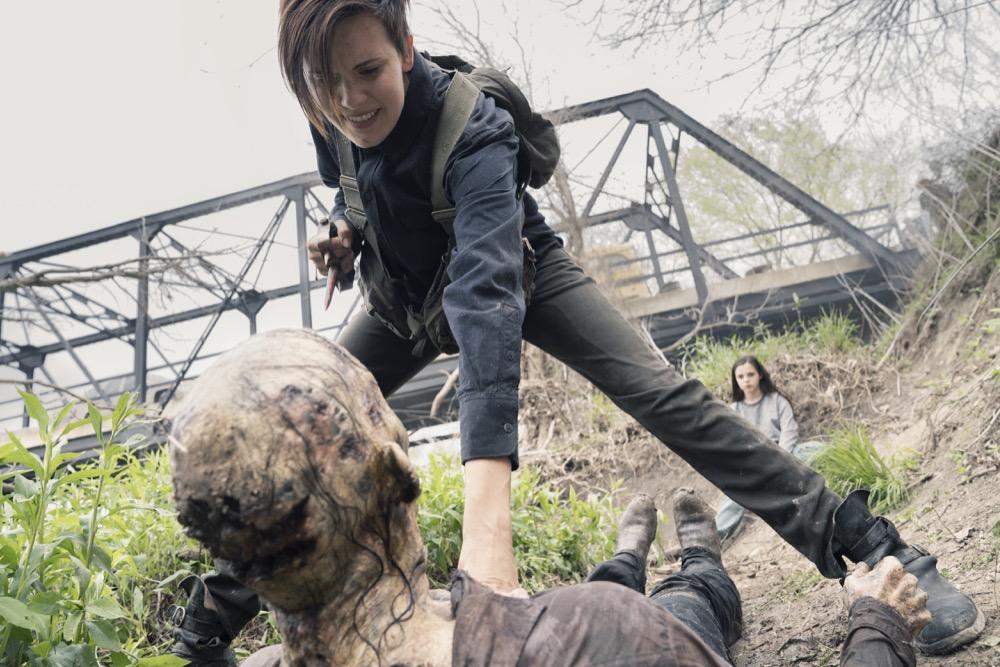 Maggie Grace as Althea- Fear the Walking Dead _ Season 4, Episode 9 - Photo Credit: Ryan Green/AMC