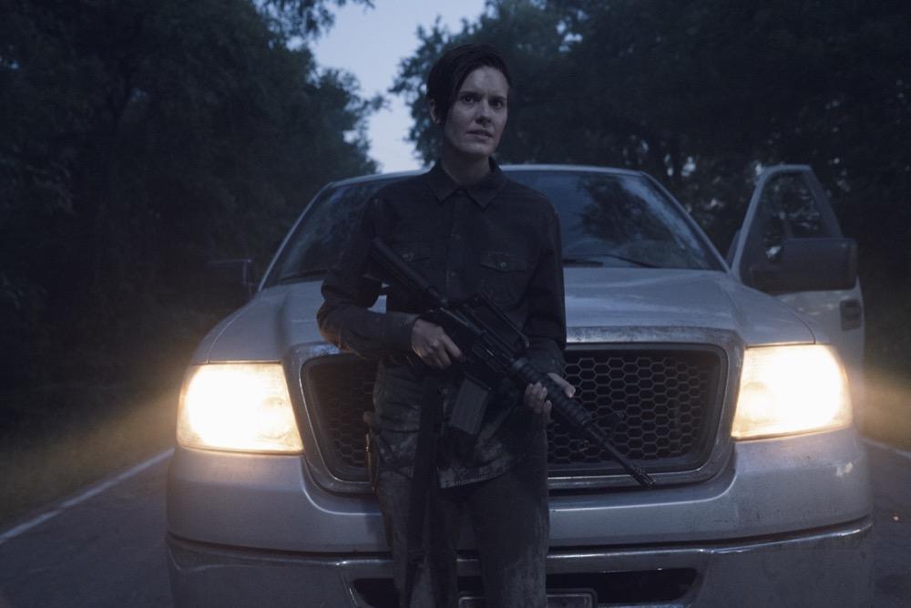 Maggie Grace as Althea- Fear the Walking Dead _ Season 4, Episode 12 - Photo Credit: Ryan Green/AMC