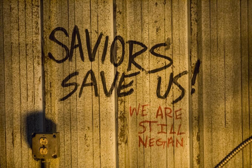 - The Walking Dead _ Season 9, Episode 1 - Photo Credit: Jackson Lee Davis/AMC