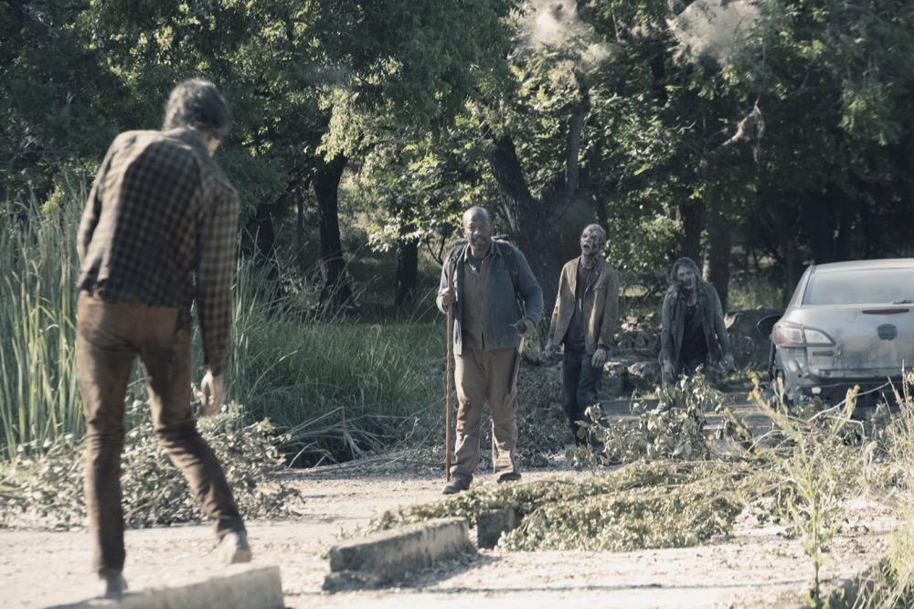 Lennie James as Morgan Jones- Fear the Walking Dead _ Season 4, Episode 16 - Photo Credit: Ryan Green/AMC