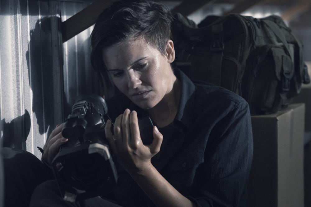 Maggie Grace as Althea- Fear the Walking Dead _ Season 4, Episode 16 - Photo Credit: Ryan Green/AMC
