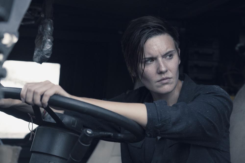 Maggie Grace as Althea - Fear the Walking Dead _ Season 4, Episode 16 - Photo Credit: Ryan Green/AMC