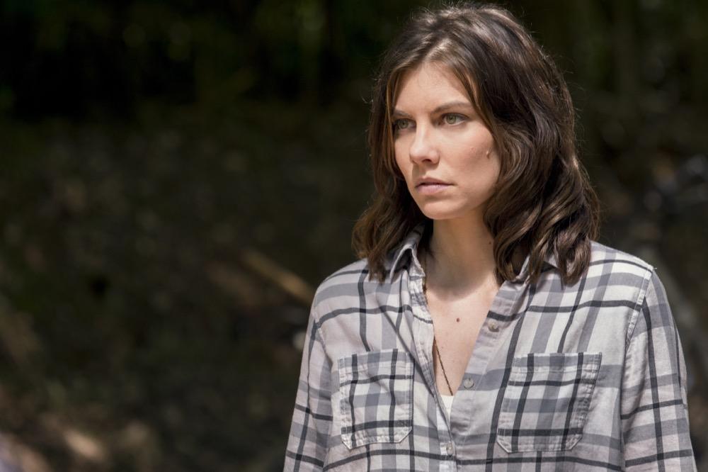 Lauren Cohan as Maggie Rhee- The Walking Dead _ Season 9, Episode 1 - Photo Credit: Jackson Lee Davis/AMC