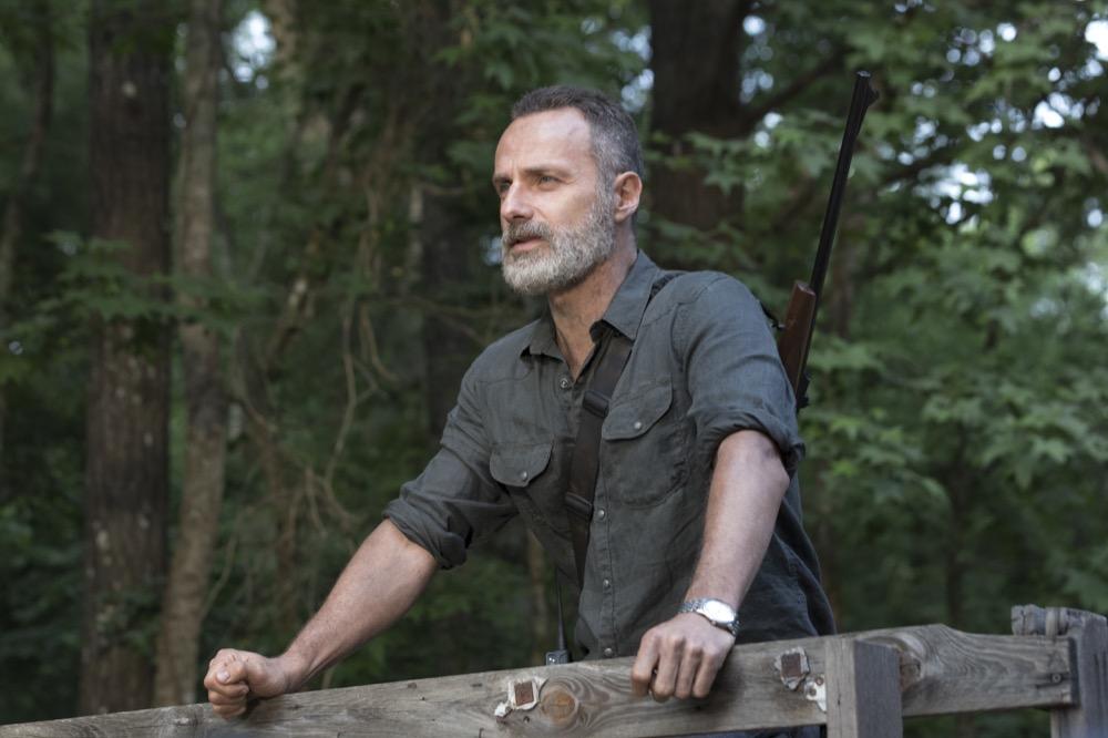 Andrew Lincoln as Rick Grimes- The Walking Dead _ Season 9, Episode 2 - Photo Credit: Jackson Lee Davis/AMC